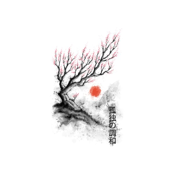 image for Sakura sumi-e