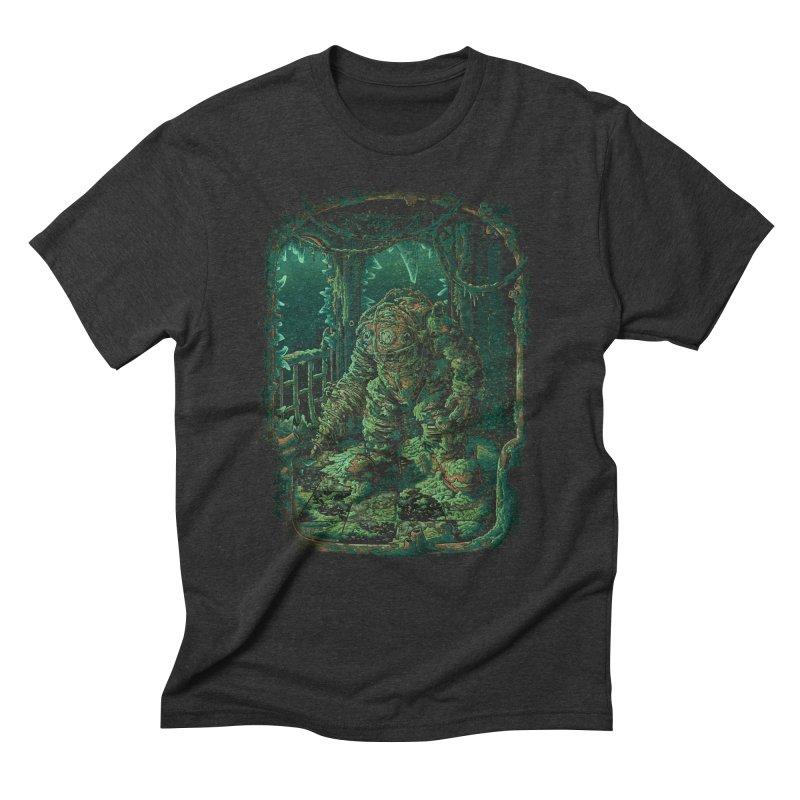 Remember me? Men's Triblend T-Shirt by tonycenteno's Artist Shop