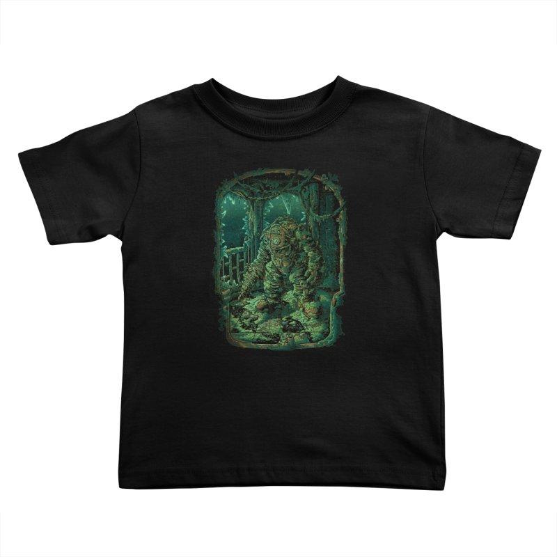 Remember me? Kids Toddler T-Shirt by tonycenteno's Artist Shop