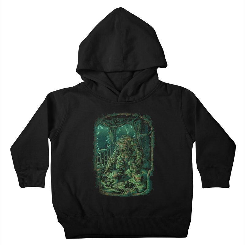 Remember me? Kids Toddler Pullover Hoody by tonycenteno's Artist Shop