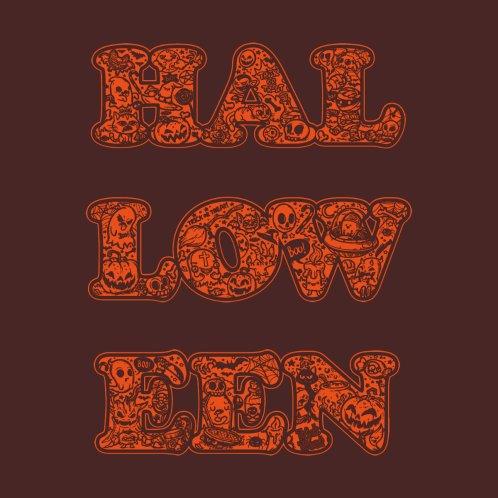 Design for Halloween Doodles
