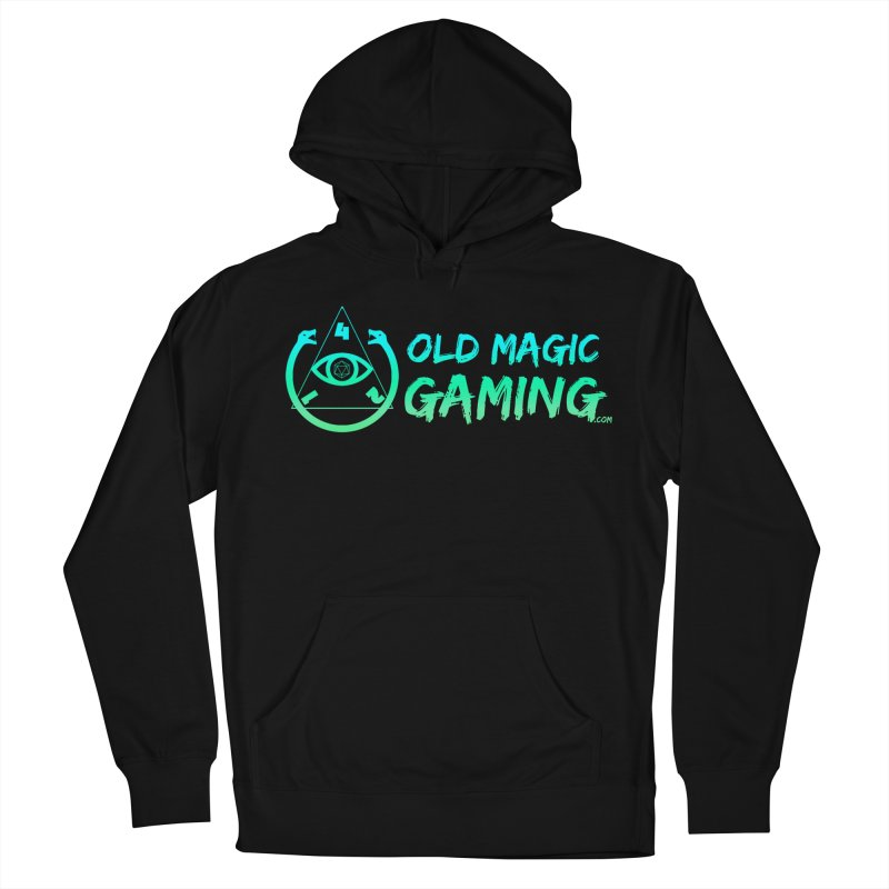 Old Magic Gaming Women's French Terry Pullover Hoody by TonyChromatic's Merch Shop