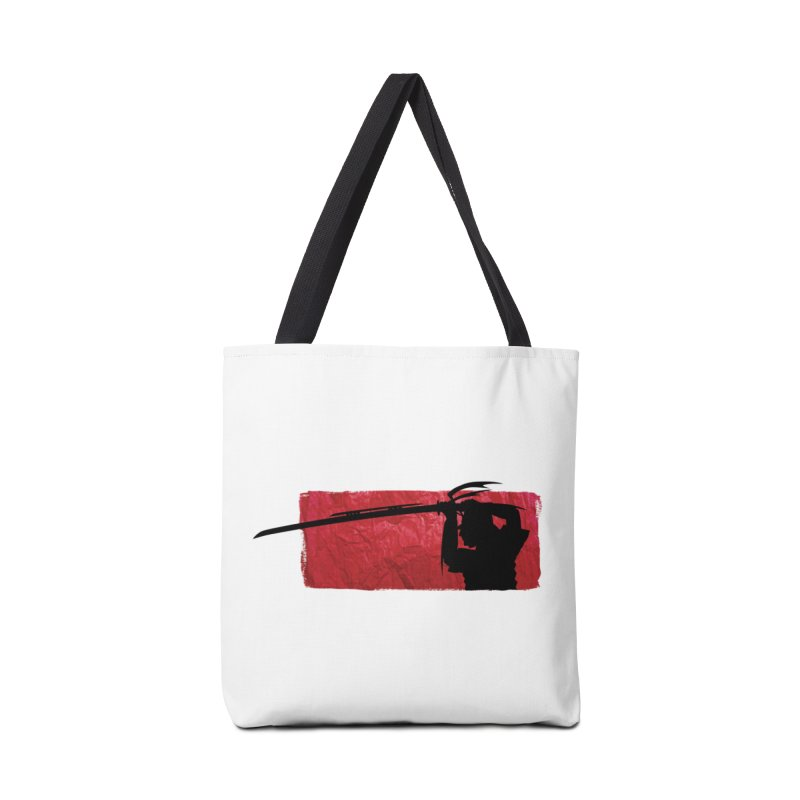 The Legendary Samurai Accessories Bag by tonydesign's Artist Shop