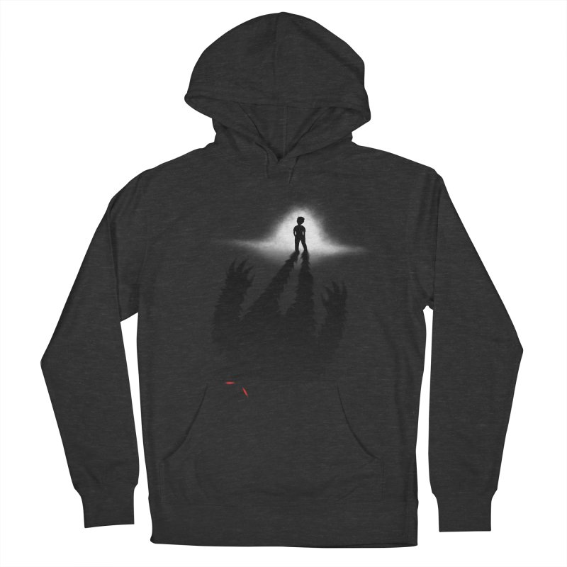 Monster in Me Women's Pullover Hoody by tonydesign's Artist Shop