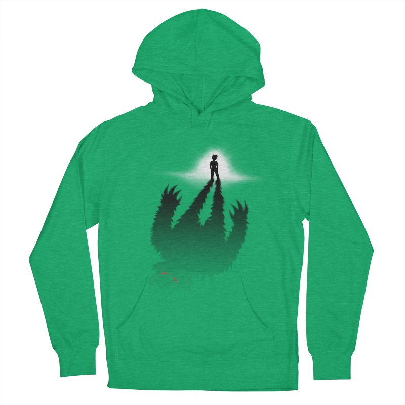 Monster in Me Men's Pullover Hoody by tonydesign's Artist Shop