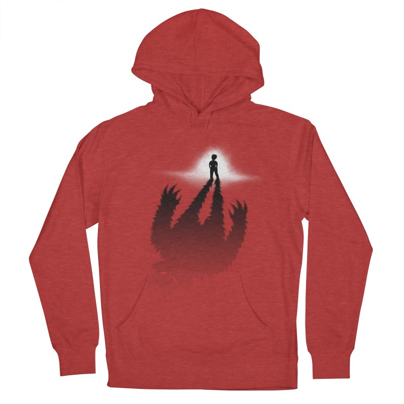 Monster in Me Men's Pullover Hoody by tonydesign's Artist Shop