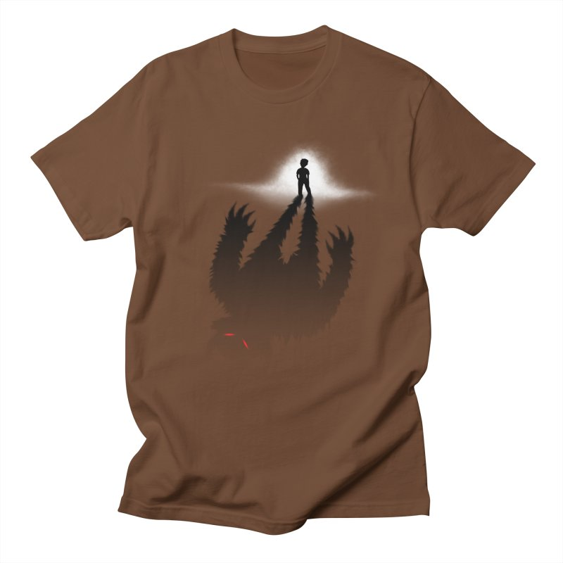Monster in Me Men's T-Shirt by tonydesign's Artist Shop