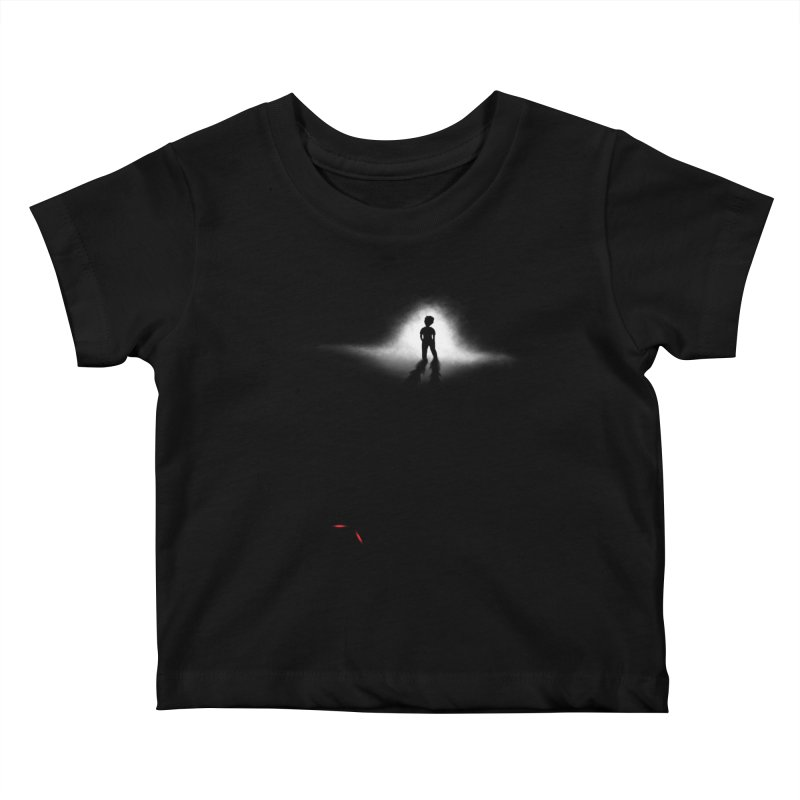 Monster in Me Kids Baby T-Shirt by tonydesign's Artist Shop