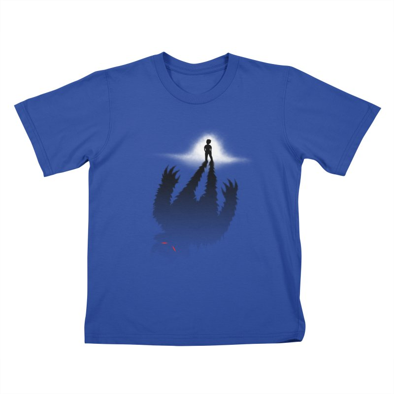 Monster in Me Kids T-Shirt by tonydesign's Artist Shop