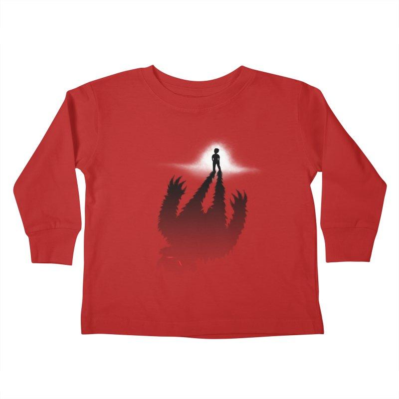 Monster in Me Kids Toddler Longsleeve T-Shirt by tonydesign's Artist Shop