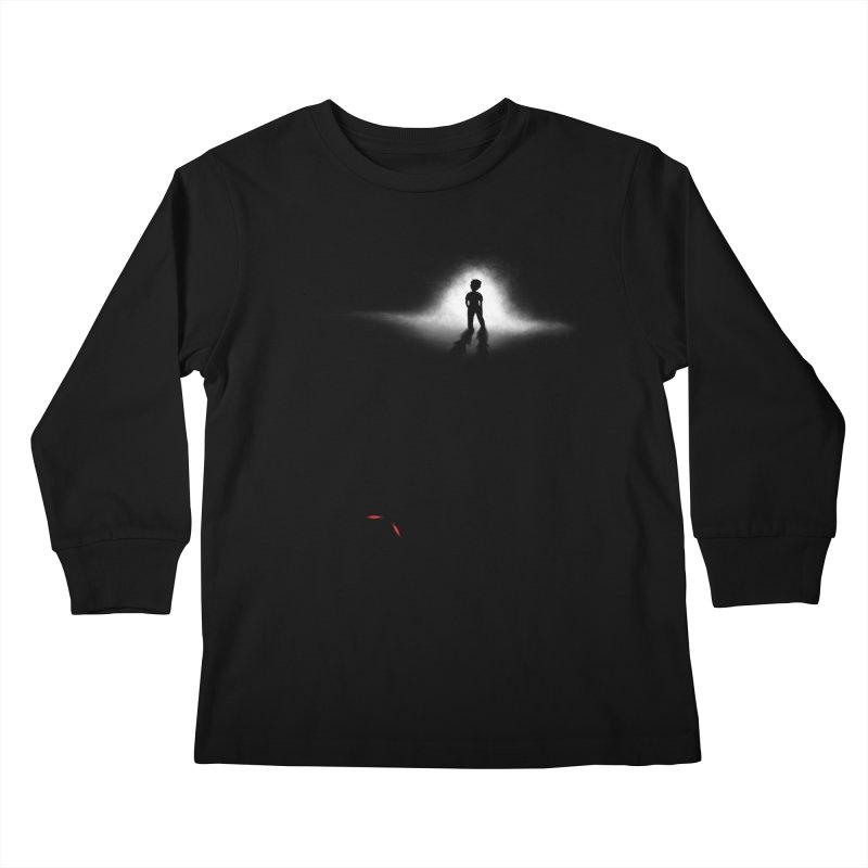 Monster in Me Kids Longsleeve T-Shirt by tonydesign's Artist Shop