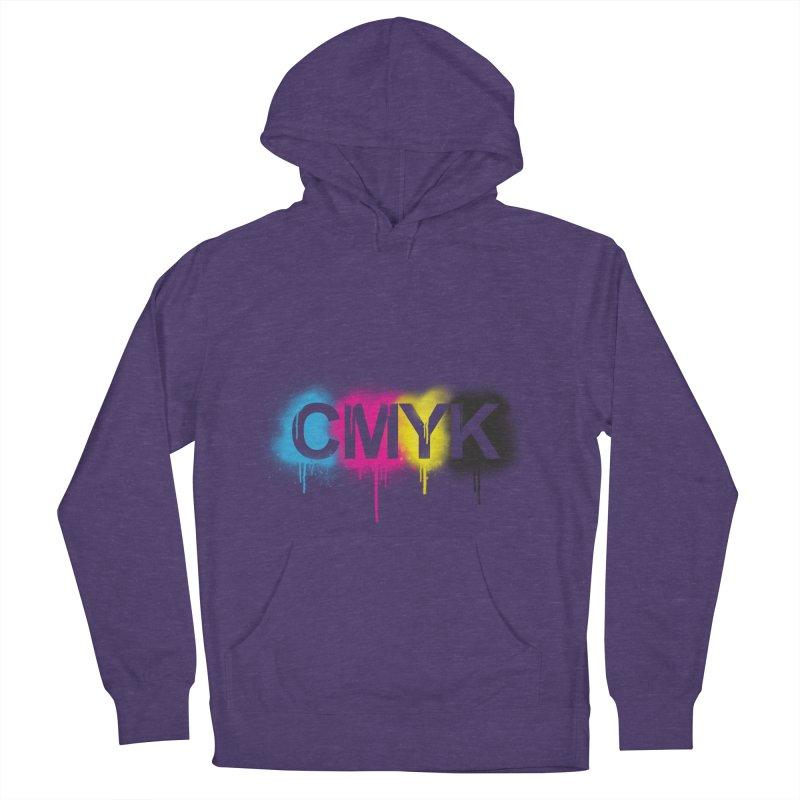 CMYK Women's Pullover Hoody by tonydesign's Artist Shop