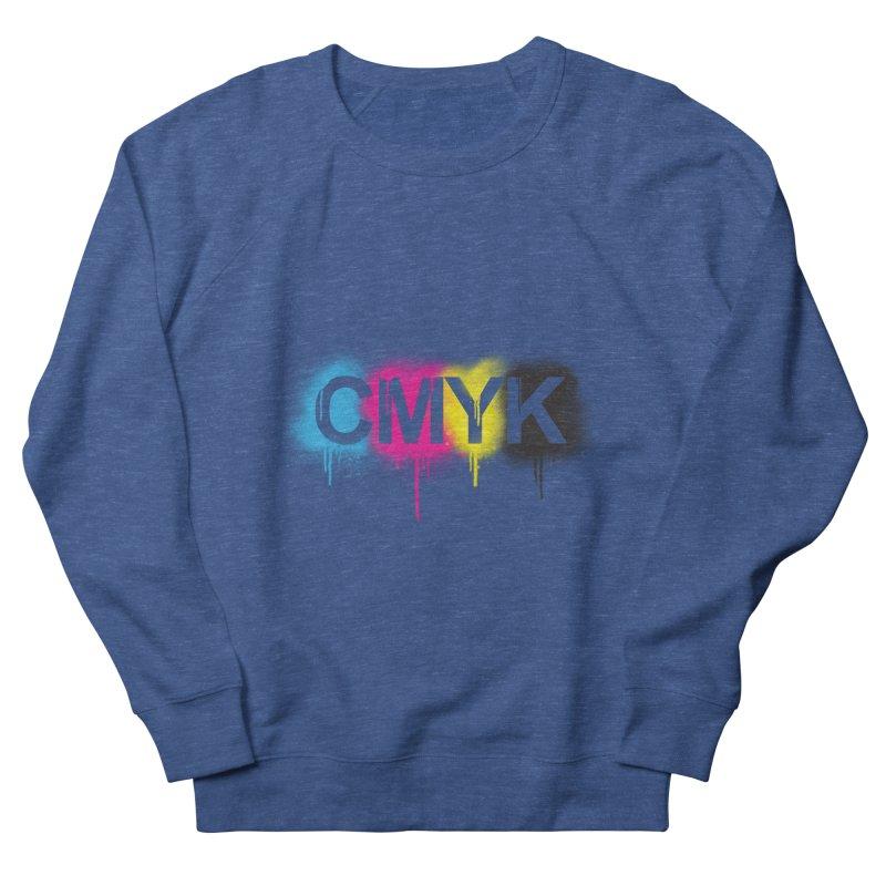 CMYK Women's Sweatshirt by tonydesign's Artist Shop