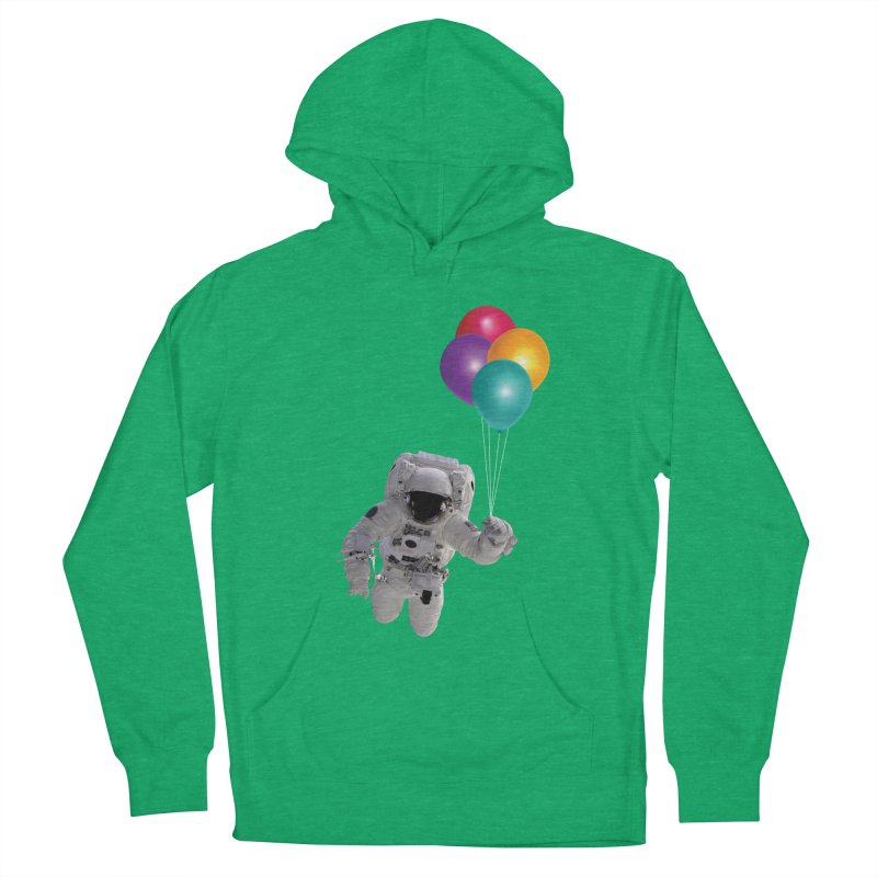 Houston, I'm Flying Women's Pullover Hoody by tonydesign's Artist Shop