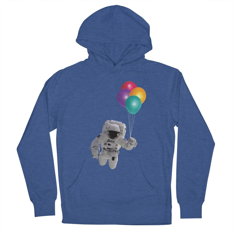 Houston, I'm Flying Women's Pullover Hoody by tonydesign's Artist Shop