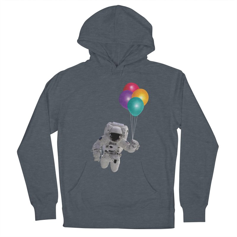 Houston, I'm Flying Men's Pullover Hoody by tonydesign's Artist Shop