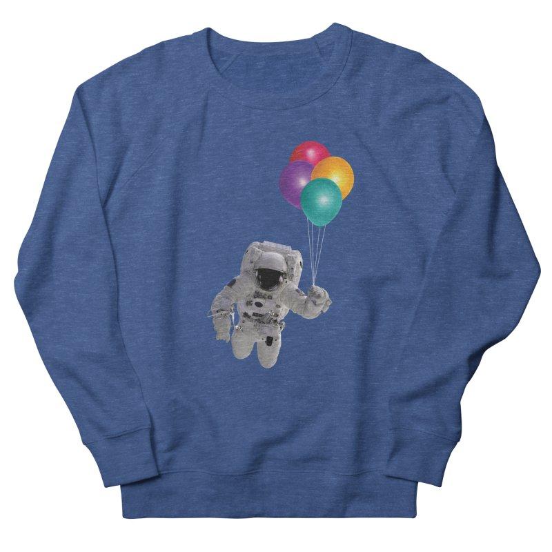 Houston, I'm Flying Men's Sweatshirt by tonydesign's Artist Shop
