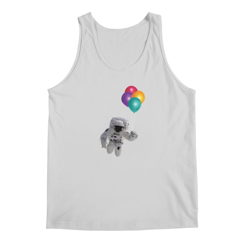 Houston, I'm Flying Men's Tank by tonydesign's Artist Shop
