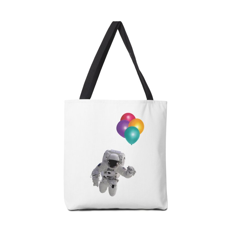Houston, I'm Flying Accessories Bag by tonydesign's Artist Shop