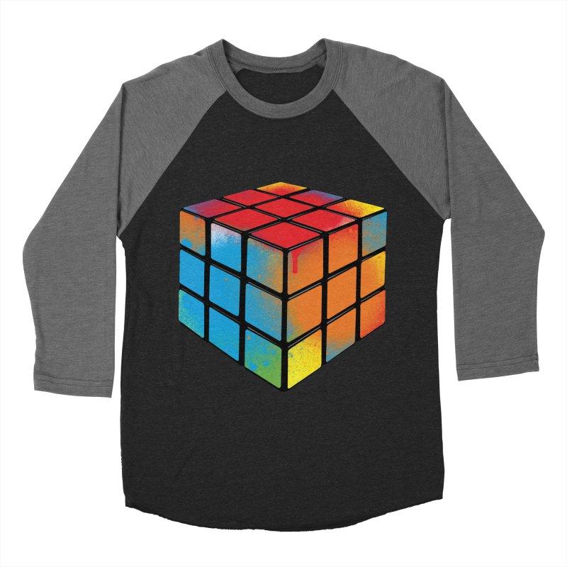 Let's Cheat! Men's Baseball Triblend T-Shirt by tonydesign's Artist Shop