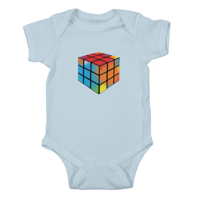 Let's Cheat! Kids Baby Bodysuit by tonydesign's Artist Shop