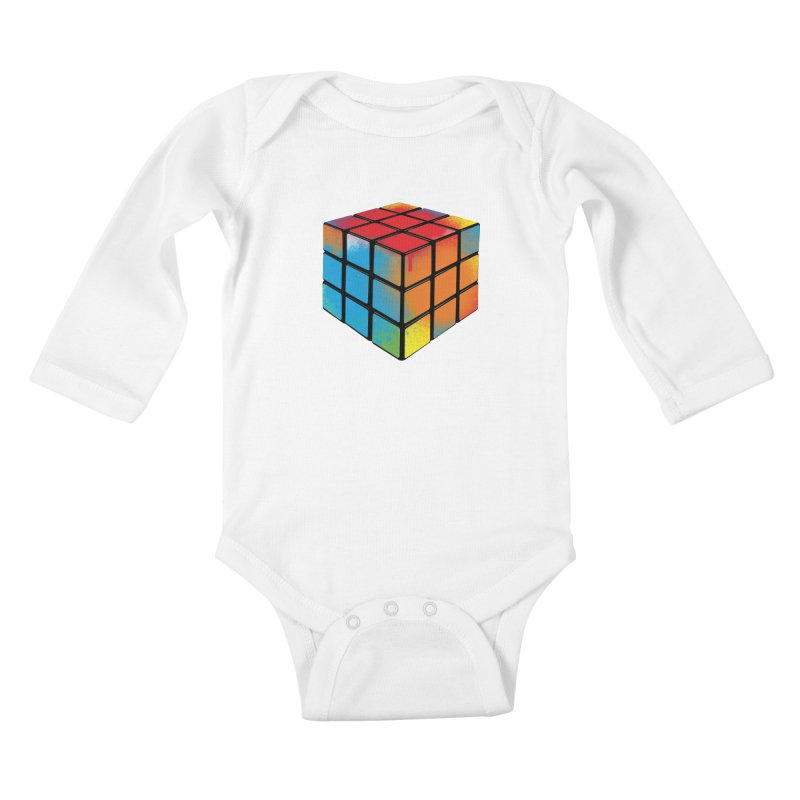 Let's Cheat! Kids Baby Longsleeve Bodysuit by tonydesign's Artist Shop