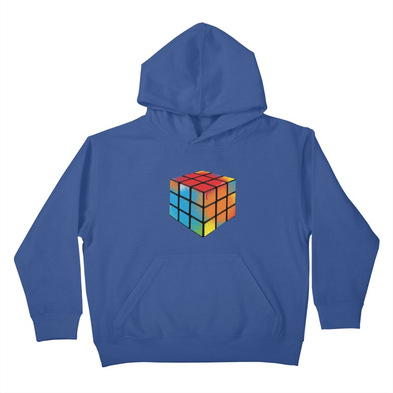Let's Cheat! Kids Pullover Hoody by tonydesign's Artist Shop