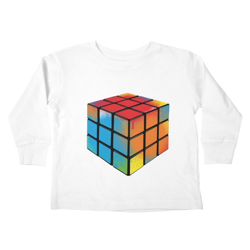 Let's Cheat! Kids Toddler Longsleeve T-Shirt by tonydesign's Artist Shop