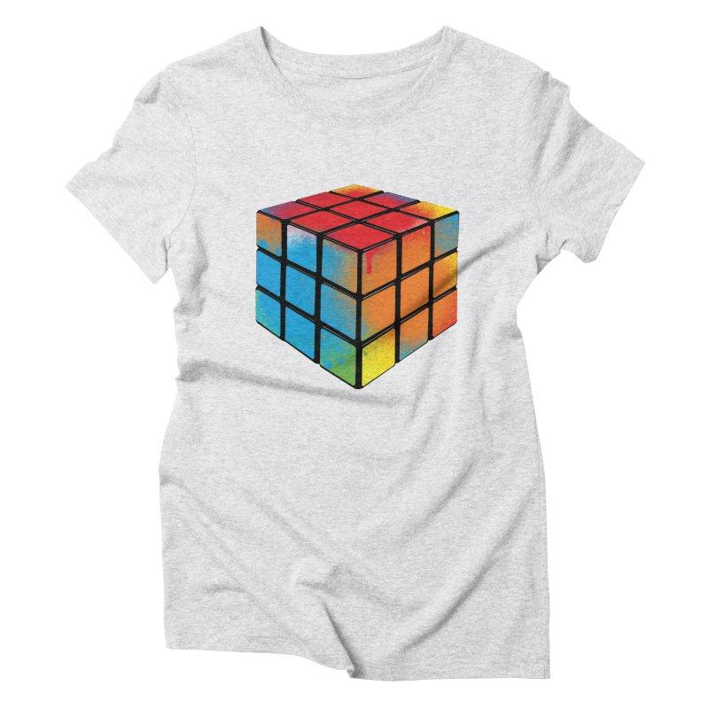Let's Cheat! Women's Triblend T-Shirt by tonydesign's Artist Shop