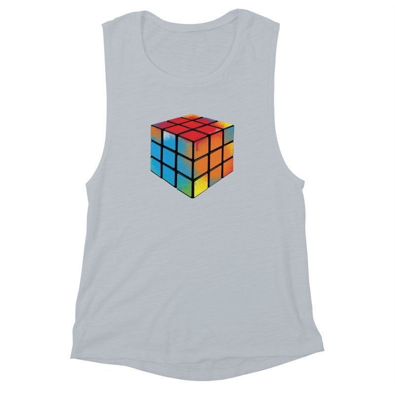 Let's Cheat! Women's Muscle Tank by tonydesign's Artist Shop