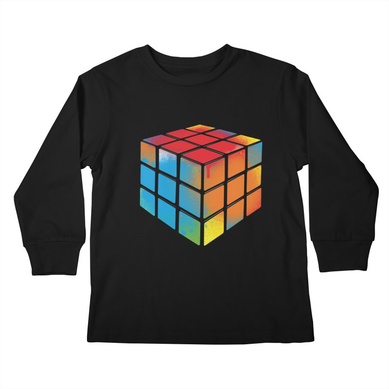 Let's Cheat! Kids Longsleeve T-Shirt by tonydesign's Artist Shop