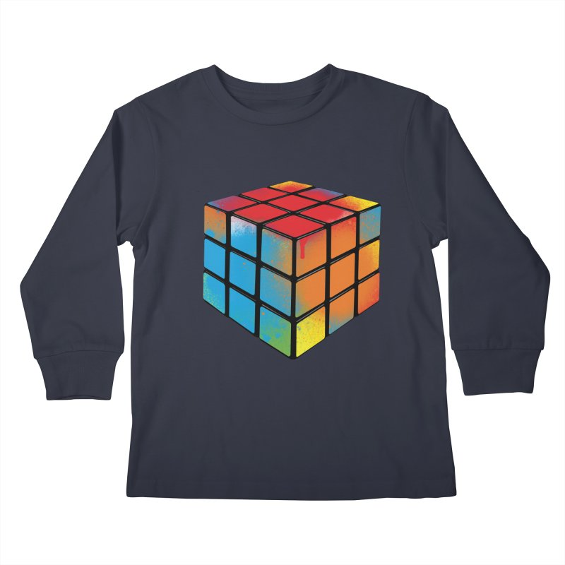 Let's Cheat! Kids Longsleeve T-Shirt by tonydesign's Artist Shop