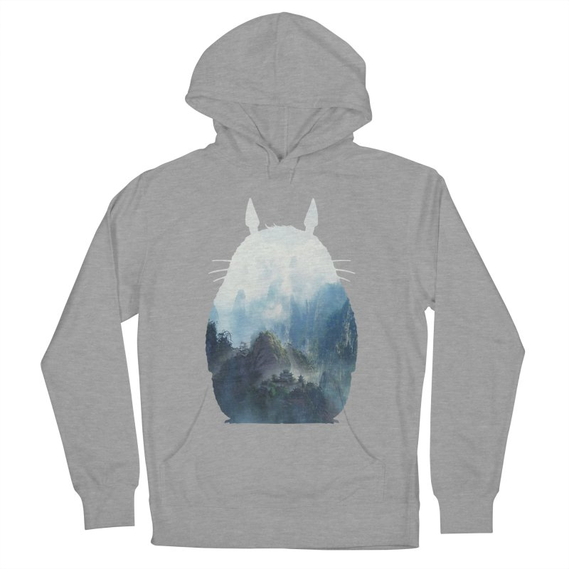 Totoro Women's Pullover Hoody by tonydesign's Artist Shop