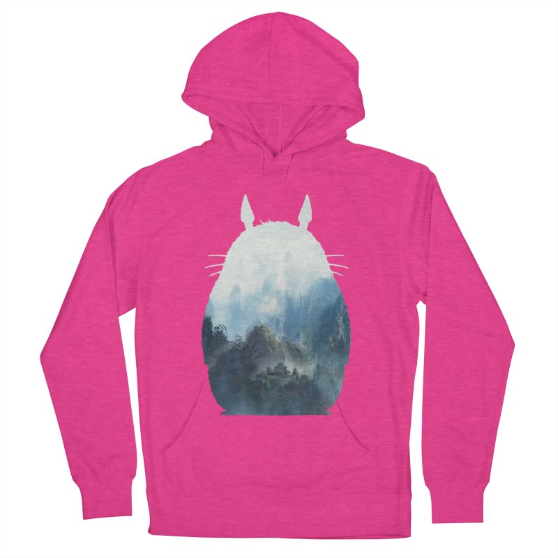 Totoro Women's Pullover Hoody by tonydesign's Artist Shop