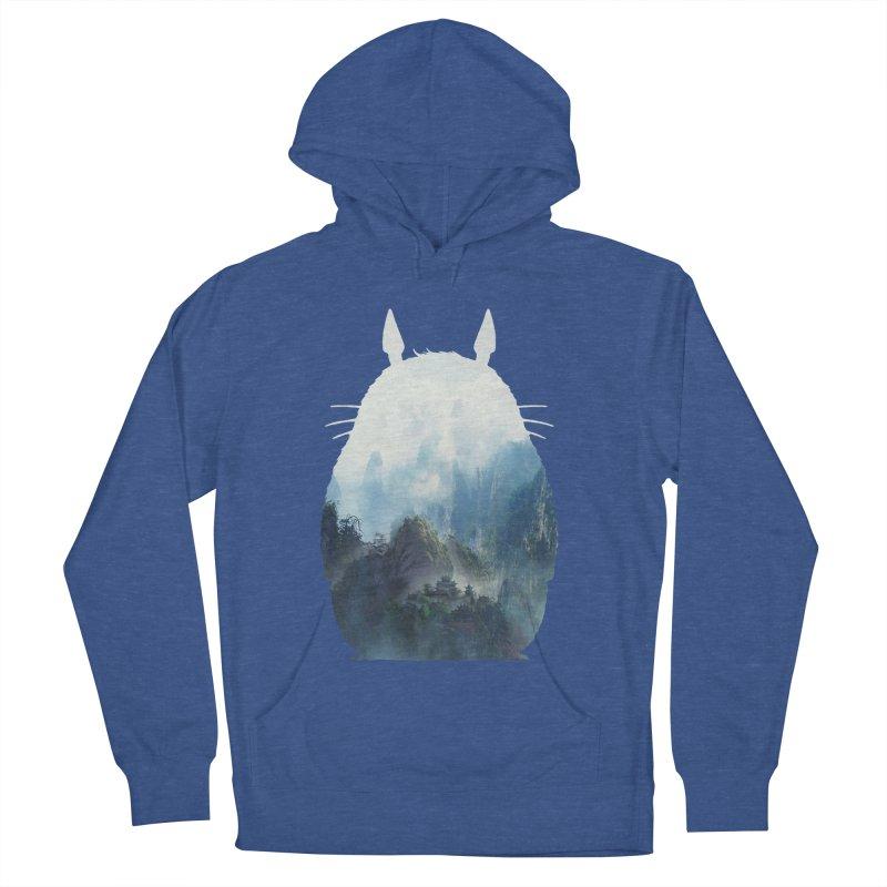 Totoro Men's Pullover Hoody by tonydesign's Artist Shop