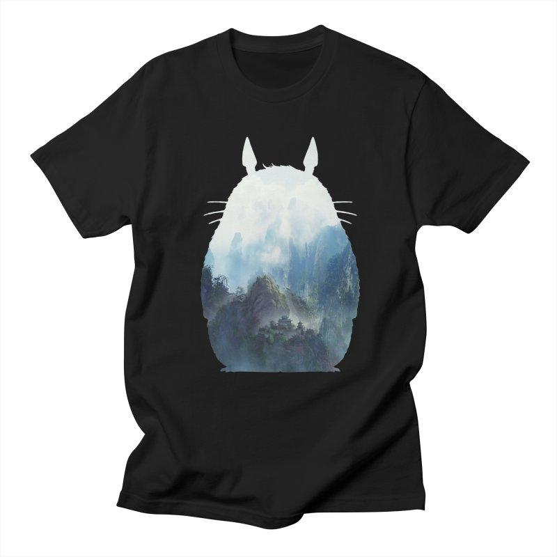 Totoro Men's T-Shirt by tonydesign's Artist Shop