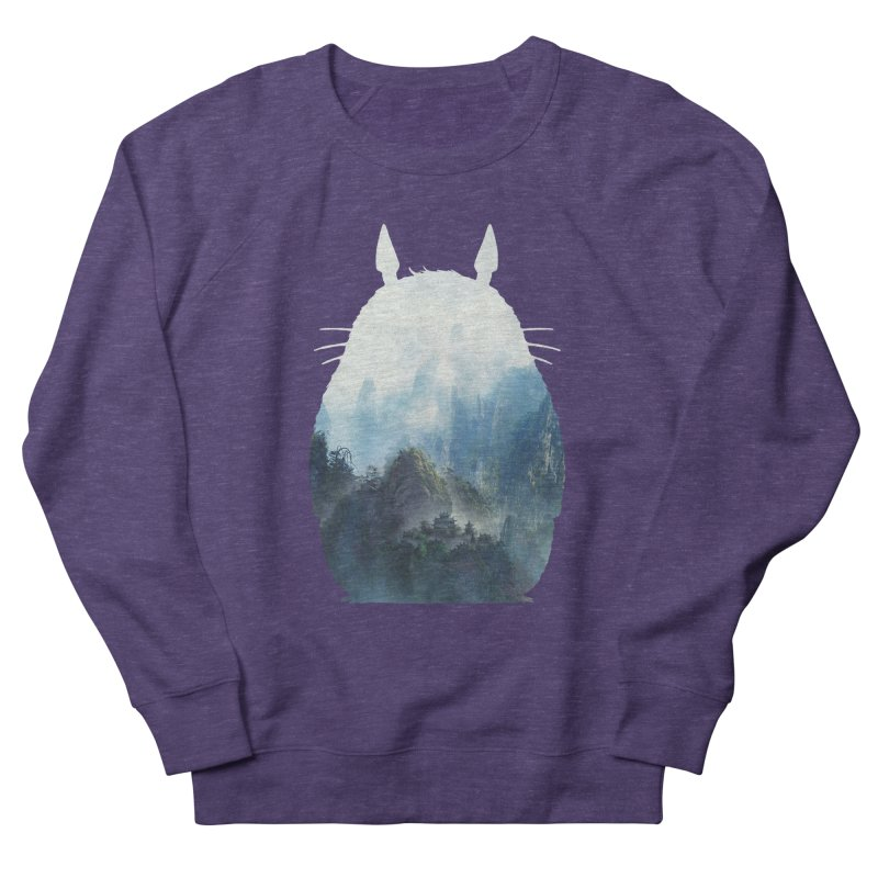Totoro Women's Sweatshirt by tonydesign's Artist Shop