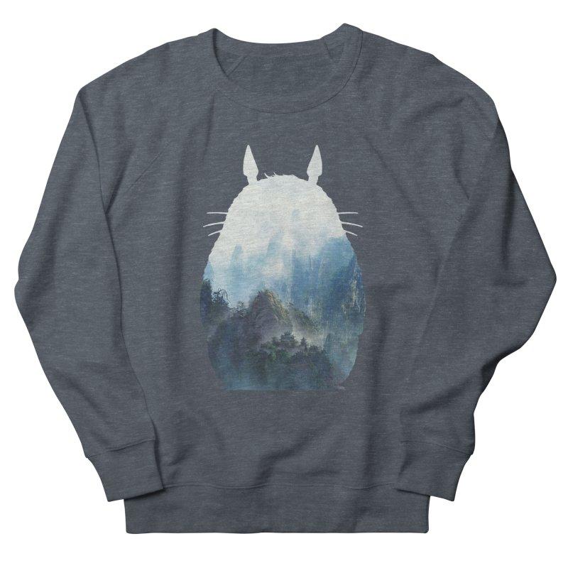 Totoro Men's Sweatshirt by tonydesign's Artist Shop