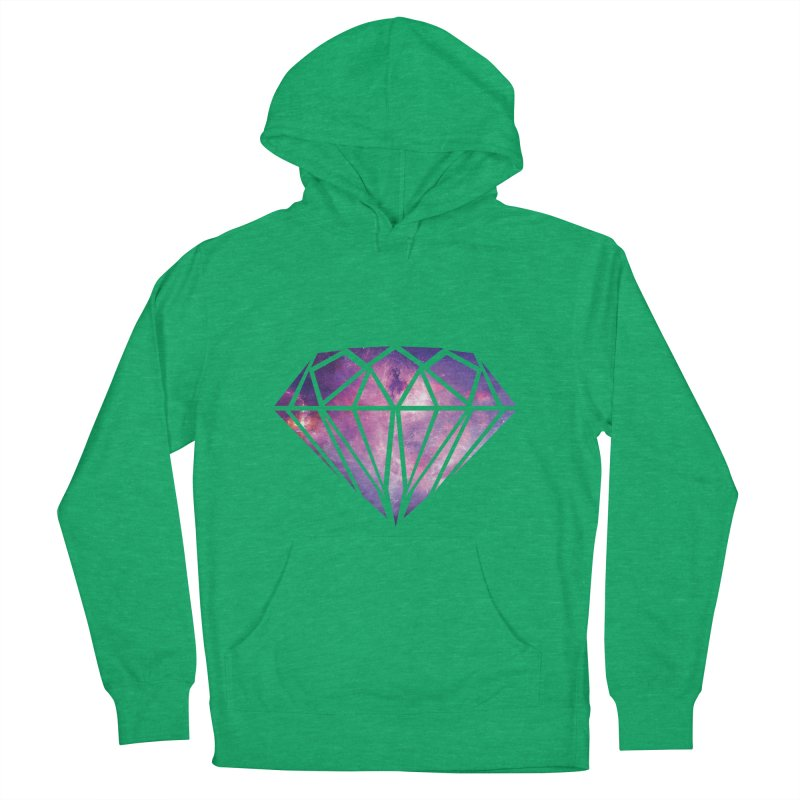 Galaxy Diamond Women's Pullover Hoody by tonydesign's Artist Shop
