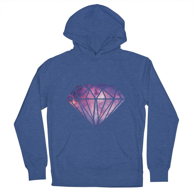 Galaxy Diamond Women's Pullover Hoody by tonydesign's Artist Shop