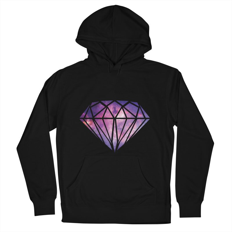 Galaxy Diamond Men's Pullover Hoody by tonydesign's Artist Shop