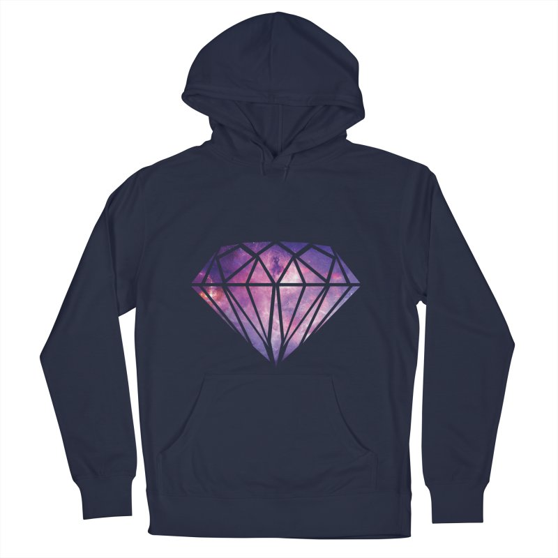Galaxy Diamond Men's Pullover Hoody by tonydesign's Artist Shop