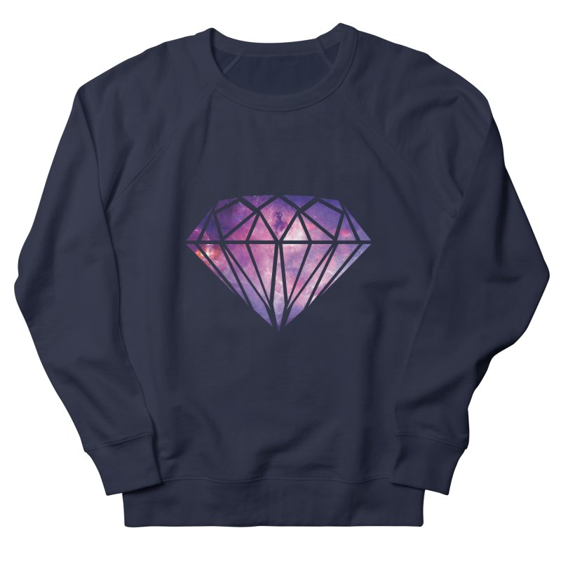 Galaxy Diamond Women's Sweatshirt by tonydesign's Artist Shop