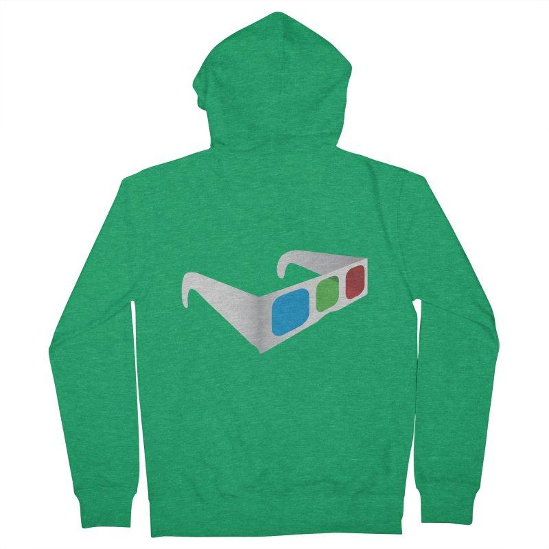 4D Technology Men's Zip-Up Hoody by tonydesign's Artist Shop
