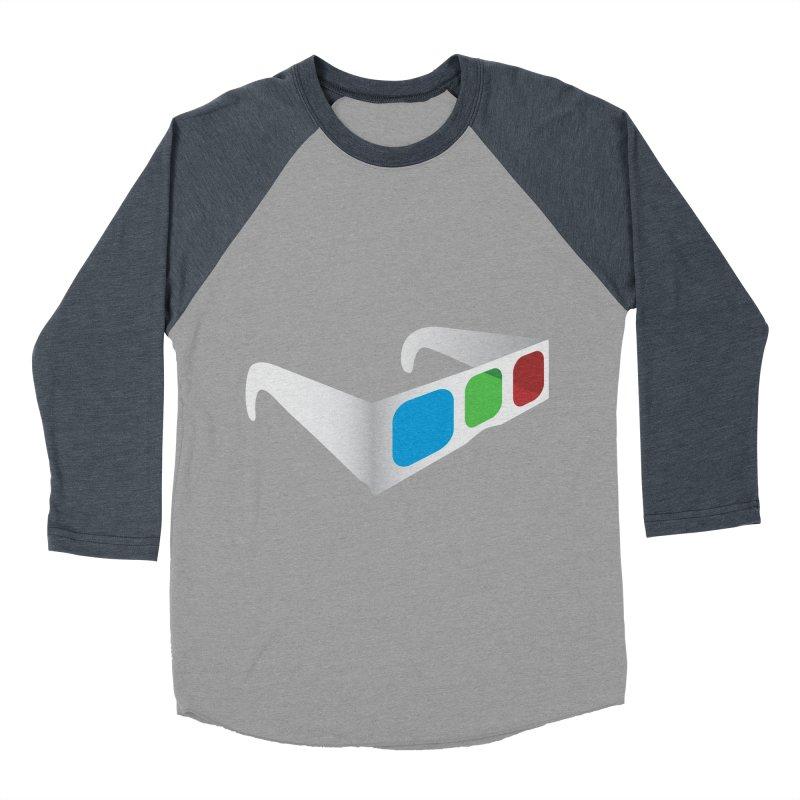 4D Technology Men's Baseball Triblend T-Shirt by tonydesign's Artist Shop