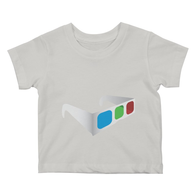 4D Technology Kids Baby T-Shirt by tonydesign's Artist Shop