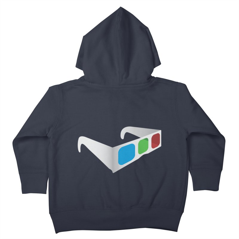 4D Technology Kids Toddler Zip-Up Hoody by tonydesign's Artist Shop