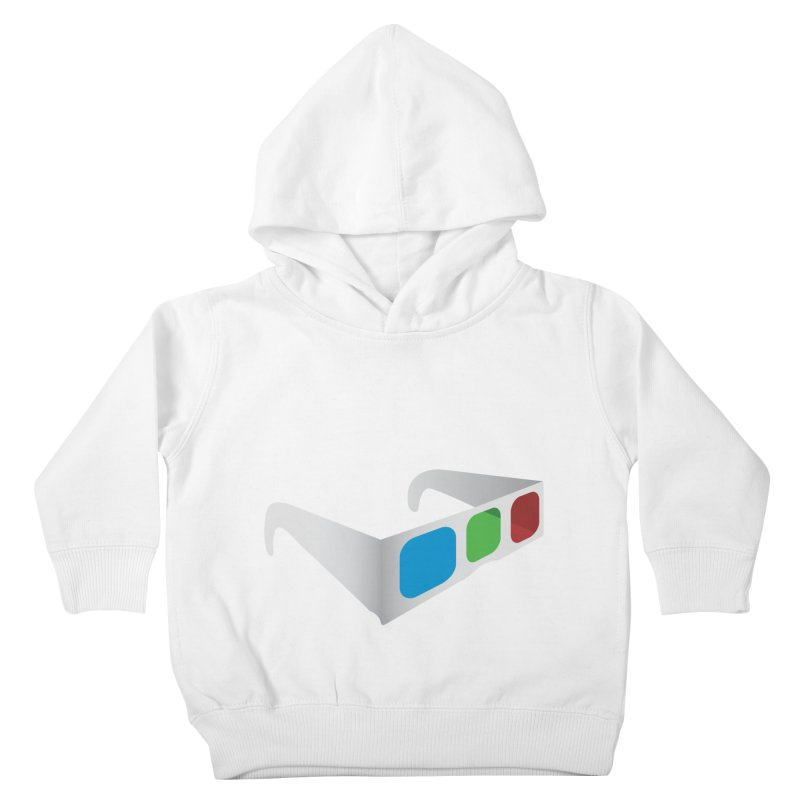 4D Technology Kids Toddler Pullover Hoody by tonydesign's Artist Shop
