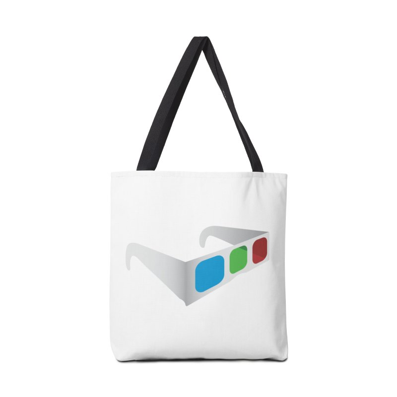 4D Technology Accessories Bag by tonydesign's Artist Shop