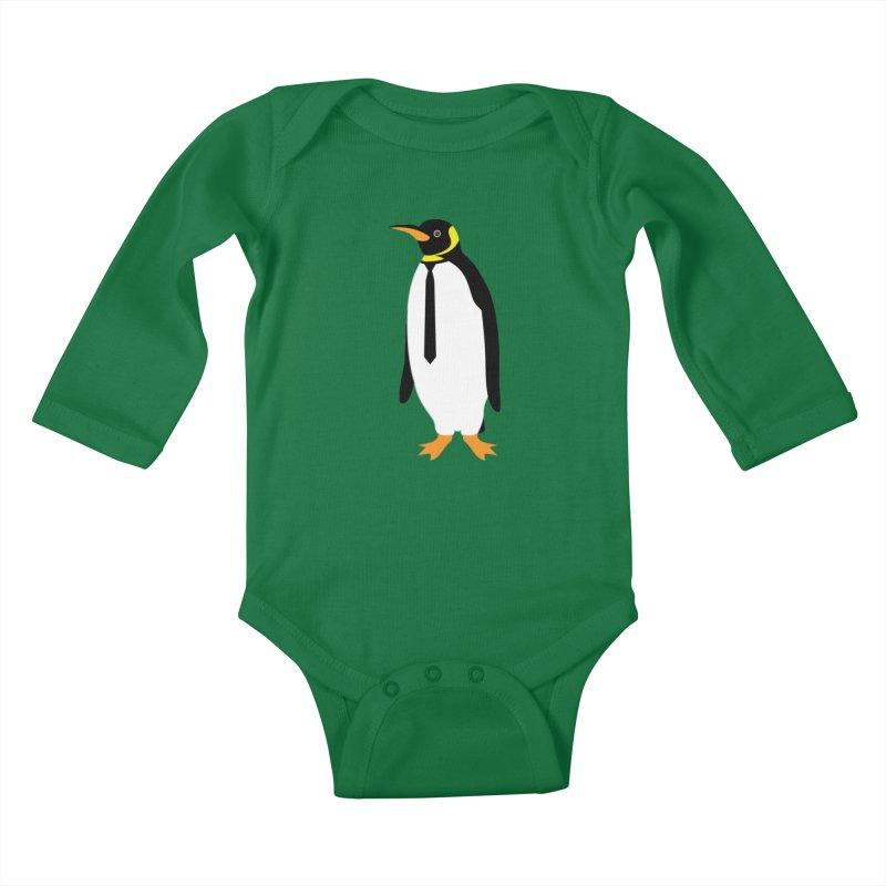 Stay Classy Kids Baby Longsleeve Bodysuit by tonydesign's Artist Shop